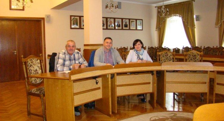 Uczestnicy konsultacji - fot. Grzegorz Smoliński