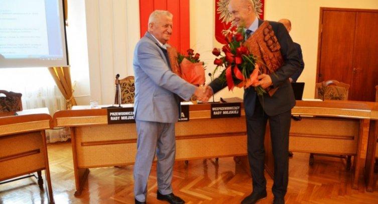Andrzej Erdmann i Stefan Firszt - fot. Grzegorz Smoliński