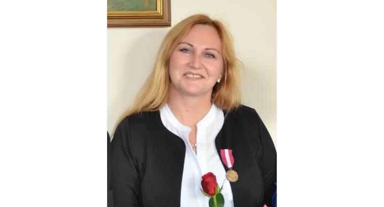 Lider edukacji Marzena Wolska