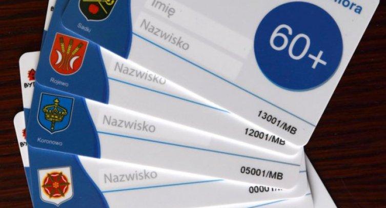 Metropolitalna Karta Seniora 60+, fot. Robert Sawicki / UM Bydgoszcz