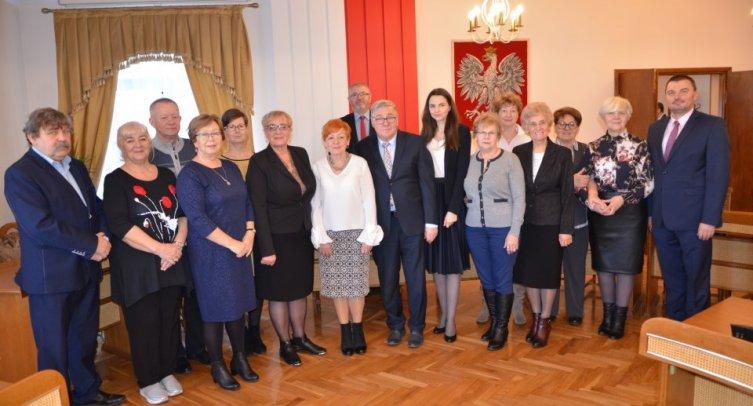 Inauguracyjna sesja Gminnej Rady Seniorów