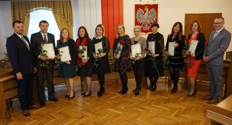 Nagrody dla nauczycieli