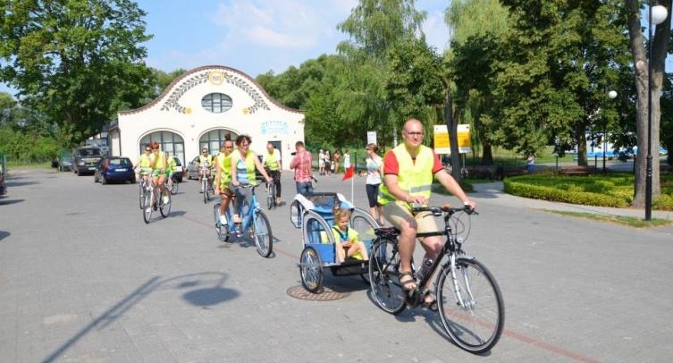 Wypożyczalnia rowerów w Barcinie